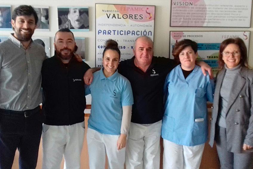 Candidatos Centro de Día de Fernán Núñez