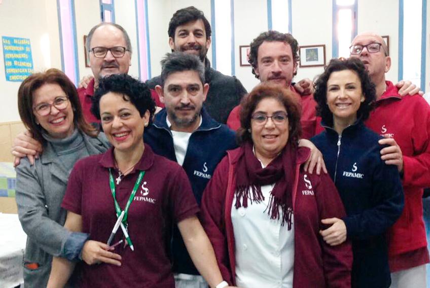 Candidatos Centro de Día María Montessori (Córdoba)